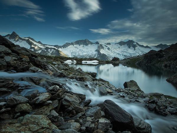 Zillertal, Alpenrosenhütte