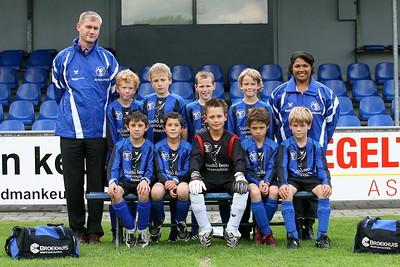 ACV E2 Teamfoto 2008-2009 Assen
