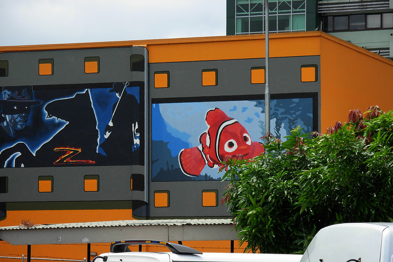 Nemo and Zorro at the Movies.jpg