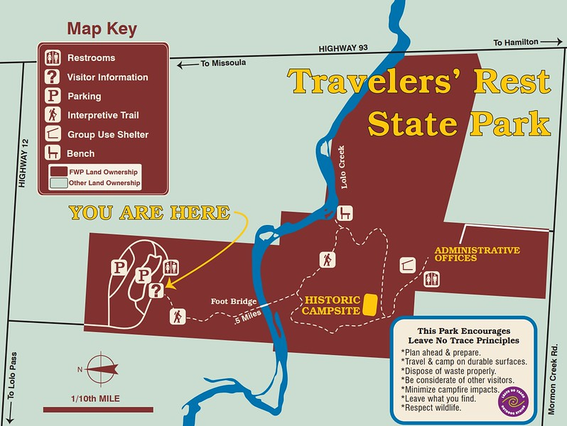 Travelers' Rest State Park