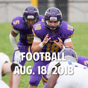 Lutheran Football 8-18-2018