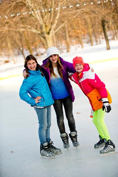 ICE SKATING 2014 SPRING SHOOT