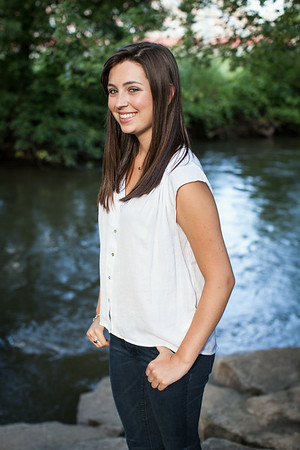 Kate Randall senior 2014