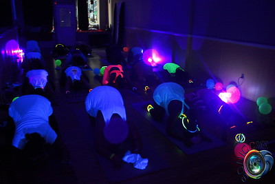 JULY 11TH, 2019: LOTUS SOUL YOGA GLOW IN THE DARK PARTY