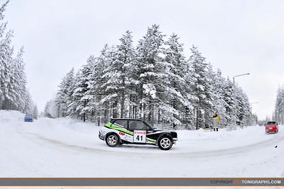 26.01.2013 | Rallisprint, Suonenjoki