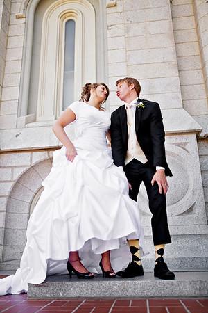 Sean and Kirstin wedding