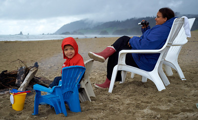 Cannon Beach - May/June '11