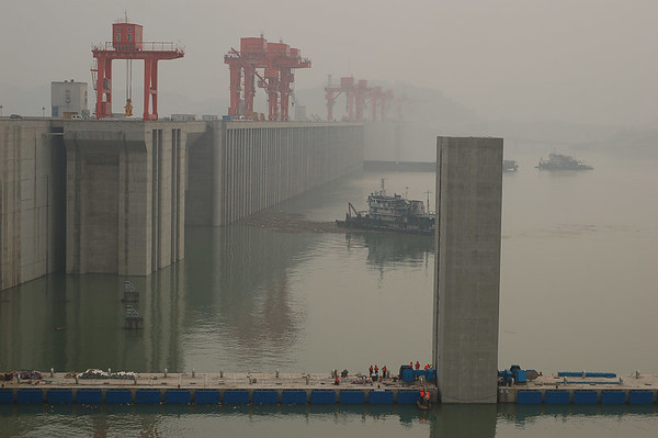 Three Gorges Dam - Yichang