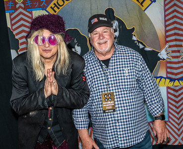 Chip Z' Nuff meet and greet