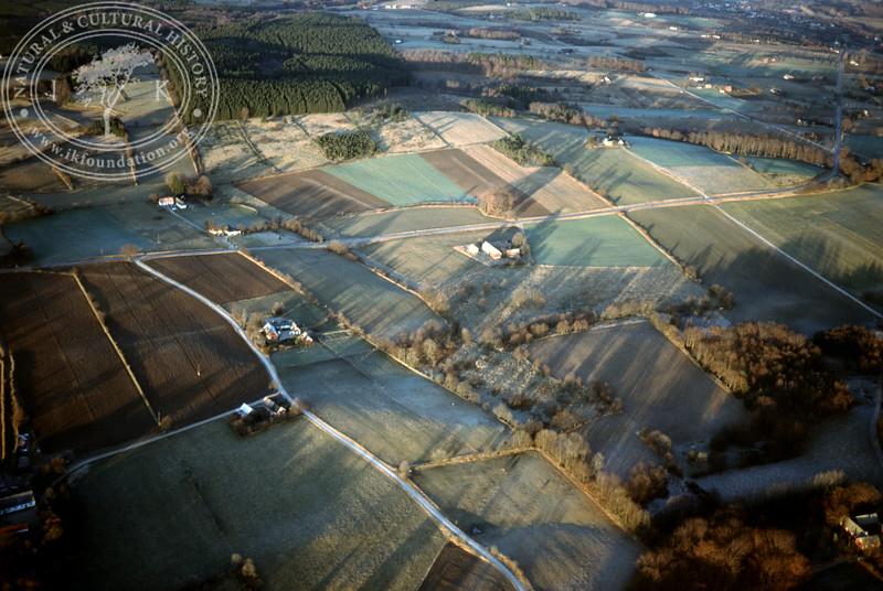 Landscape, west Kivik (2 April, 1989). | LH.0440