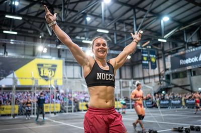 CrossFit Filthy 150 2019 Saturday Individual Athletes