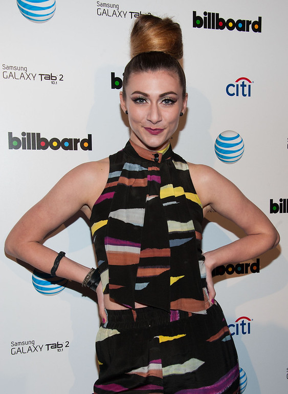 . Amy Heidemann attends The Billboard GRAMMY After Party at The London Hotel on February 10, 2013 in West Hollywood, California. (Photo by Valerie Macon/Getty Images)