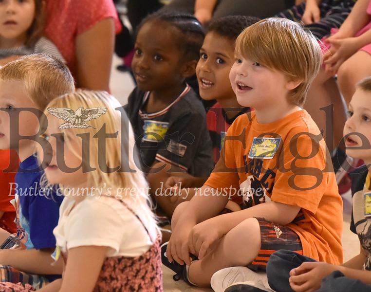 70142 Emily Brittain is having a Kick Start Kindergarten event Wednesday