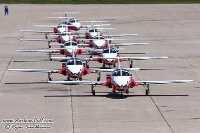 CWHM's Hamilton Airshow 2012