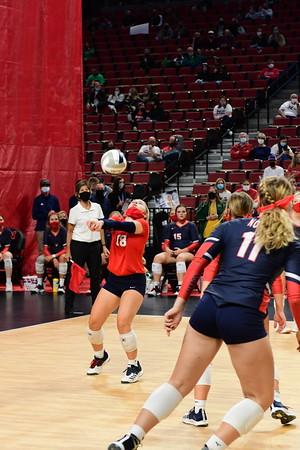 State Volleyball vs Aurora