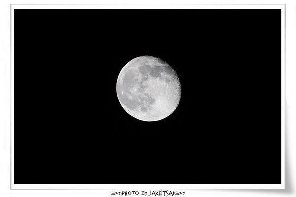 20070928 中秋之後的月