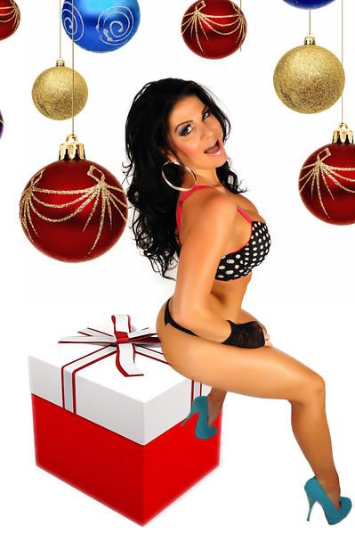 Christmas Boudoir