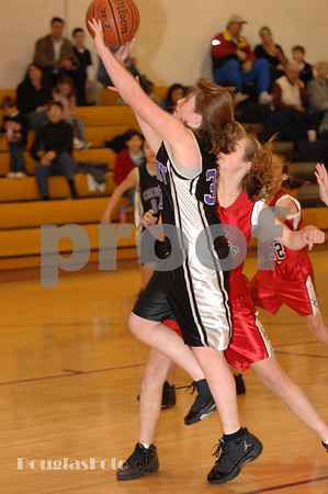 Middle School vs SCPS 1-26-09
