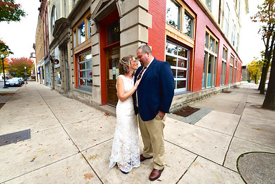 Kate & Kevin  - 10/18/14