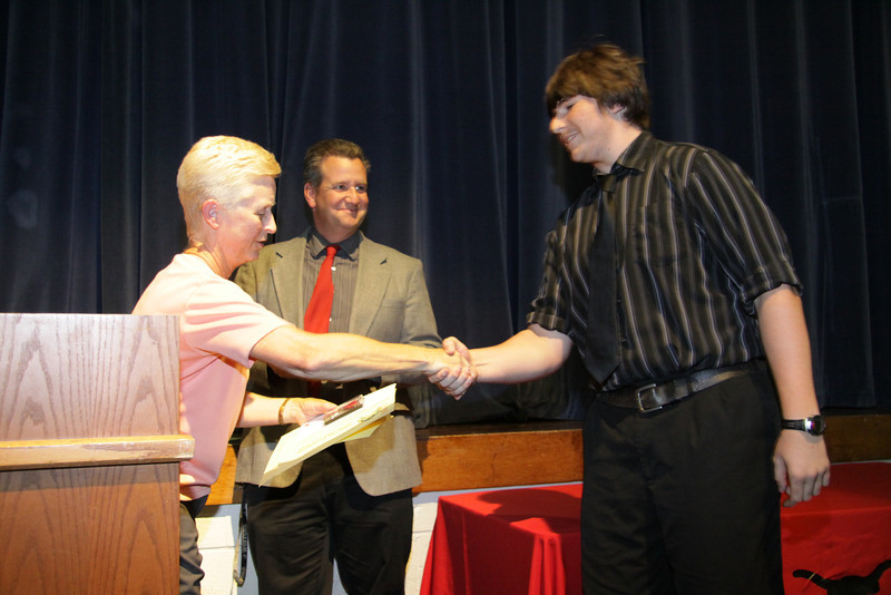 Awards Night 2012 - Student of the Year: Personal Fitness