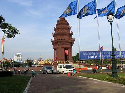 Phnom Phen 12, 13, 19, 25 and 26 Nov, 08