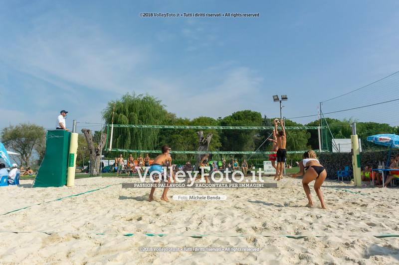 presso Zocco Beach , 25 agosto 2018 - Foto di Michele Benda per VolleyFoto [Riferimento file: 2018-08-25/_DSC2351]
