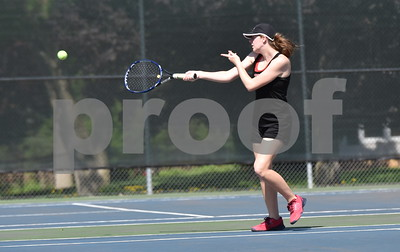 2018 Girls Regional Tennis