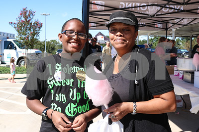 9/30/17  Texans Against Crime Block Party by Schuyler Wick