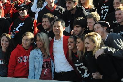 UC vs Rutgers 11-17-2012