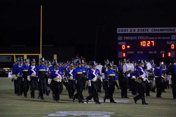FHS Band @ Daphne Game