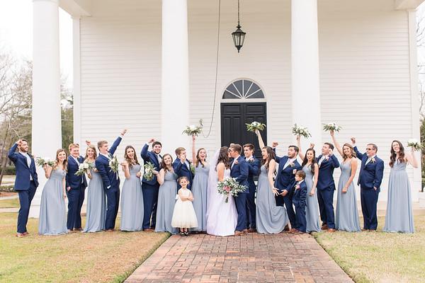 Garrett + Sara | Marion, SC Wedding