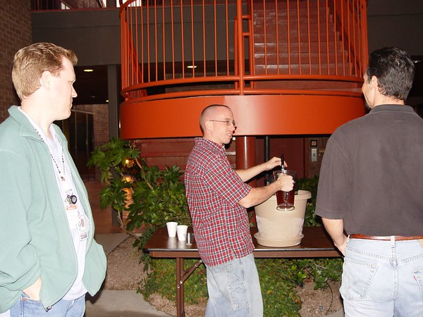 2004 Aviva Benefit BBQ