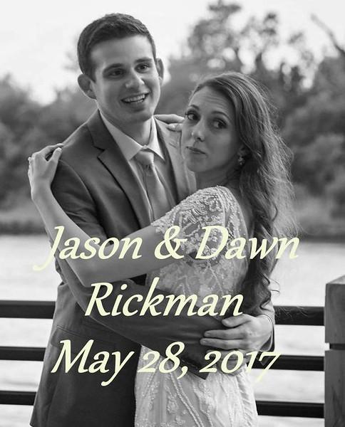 Jason & Dawn Rickman