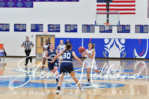 Basketball Girls JV - Stone Bridge vs Riverside 1.17.2020 (By Steven Holland)