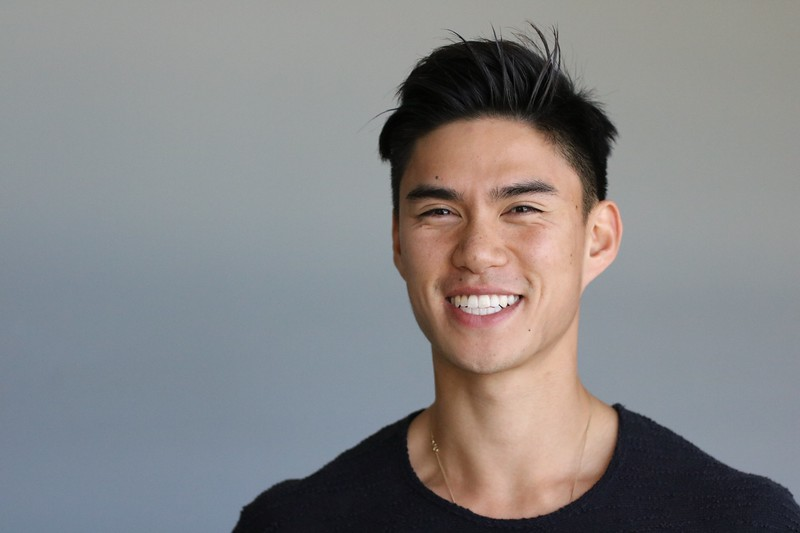 """@minhdynasty 6'0""""   175lbs Ethnicity: Chinese/ Vietnamese/ French Skills: Athletic Build, Body Building, Basketball, Entrepreneur, Owns own Vodka Business, Funny Impersonations, Comedic Actor"""