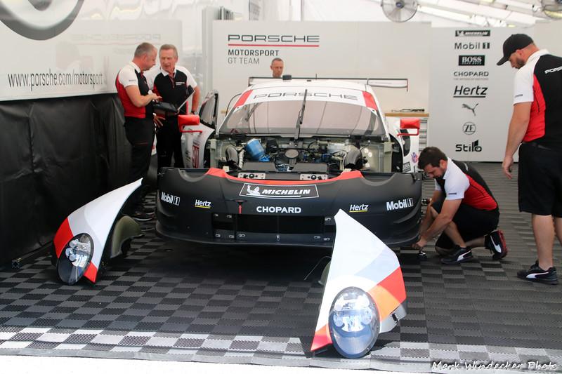 PorscheTeam Porsche 911 RSR