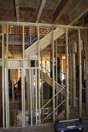 2012-09-12_New House (Pre-Drywall Walkthrough)