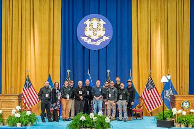 JX2- CT Governor Inauguration 2019