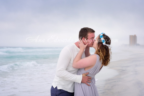 Mr. and Mrs. Rausch  |  Panama City Beach