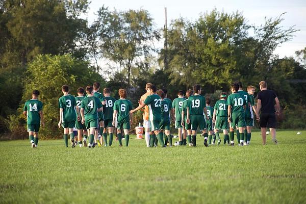 JV Soccer 9/16