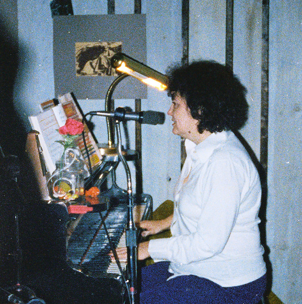 Shirley Lebin, Jam at Lebins, December 1 1979.