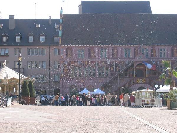 Mulhouse, France