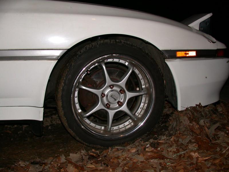 Wheelgap issue is much better