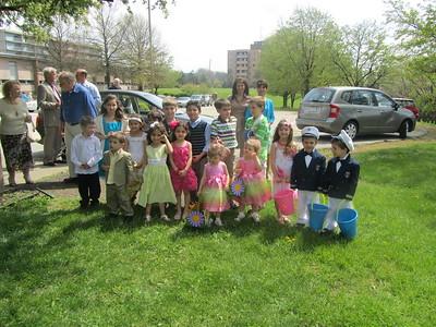 Community Life - Agape Vespers - April 15, 2012