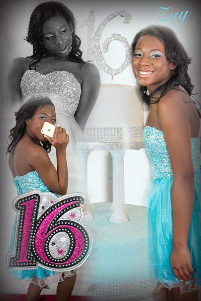 Zay 16th Birthday