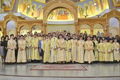Holy Trinity Carmel Parish Visitation
