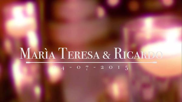 Boda Maria Teresa & Ricardo