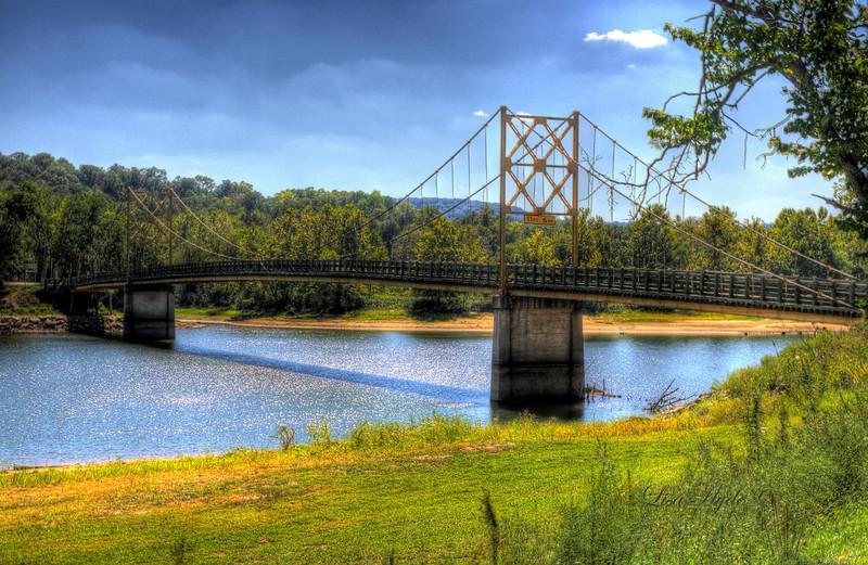 Beaver Suspension Bridge