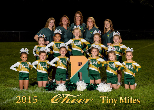 Cheer - Tiny Mites Portraits