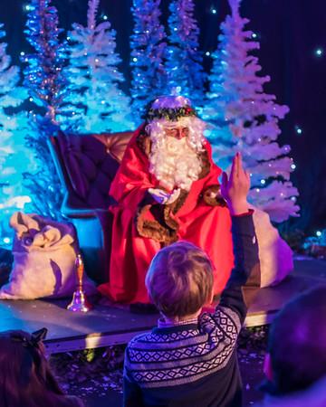 Brodsworth Santa 2016